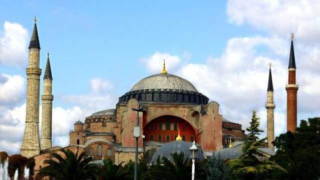 Ayasofya'nın tarihi