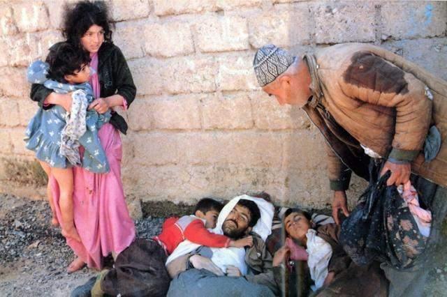 Halepce Katliamı Fotografları (+18)