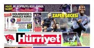 9 Aralık 2016 Gazete Manşetleri