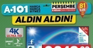 A101, BİM, ŞOK Aktüel Kataloğu 1-6-7-11 Nisan 2017