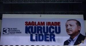 AK Parti 3. Olağanüstü Büyük Kongresinden görüntüler