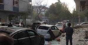 İstanbul Yenibosna'dan patlama görüntüleri