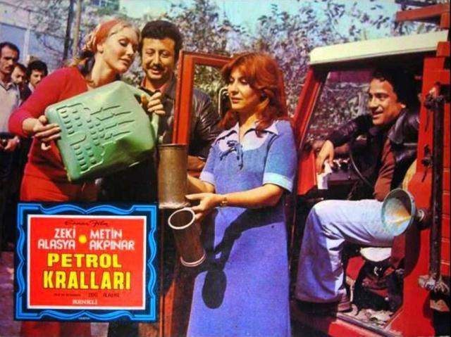 Zeki Alasya'nın Film Kareleri