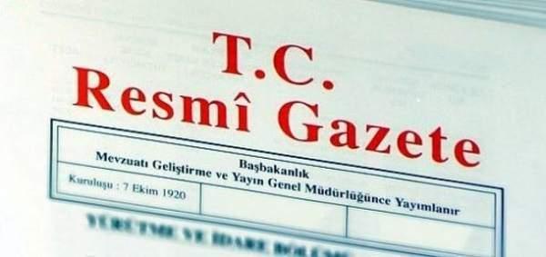 19 Ekim Muhtarlar Günü Resmi Gazete'de yayınlandı