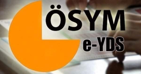 19 Eylül E-YDS Başvuruları Başladı