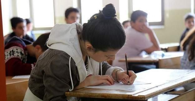 TEOG'a 1 milyon 174 bin öğrenci girecek