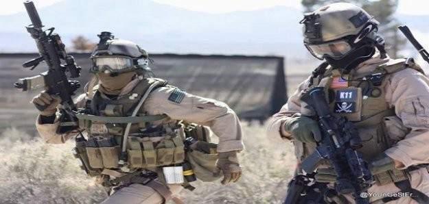 Amerikan Özel Kuvvetleri Suriye'ye gidiyor