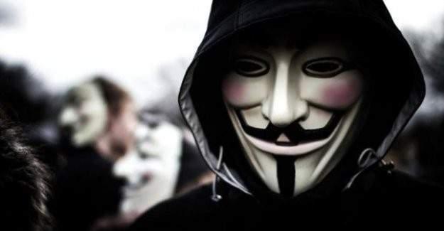 Anonymaus IŞİD'in saldıracağı ülkeleri açıkladı