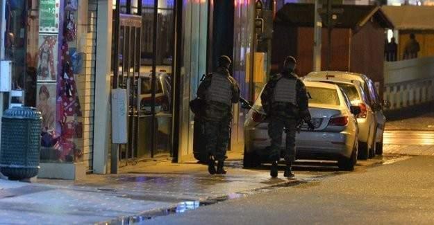 Belçika'da terör alarmı üst seviyede