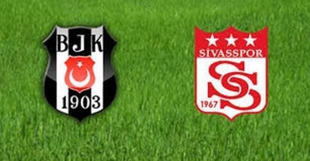 Beşiktaş Sivas'ı yendi ve liderliğini korudu