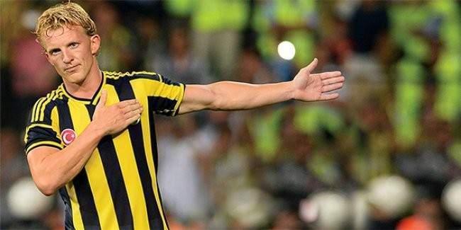 """Dirk Kuyt, """"Türkiye'de trafik cezalarını imzalı forma ile hallediyordum"""" dedi"""