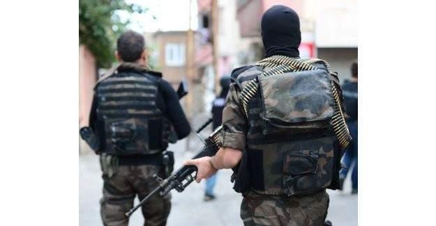 Diyarbakır Bismil'de 4 gözaltı!