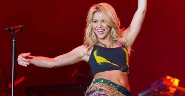 Dünya yıldızı Shakira 19 Mayıs'ta Türkiye'de halk konseri verecek