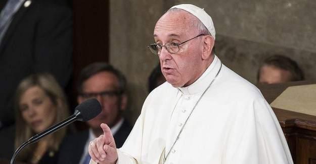 """Papa """"3. Dünya Savaşı"""" dedi"""