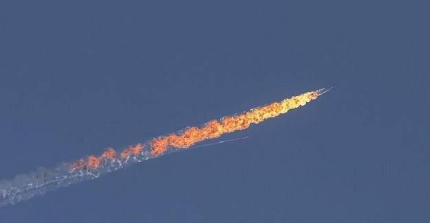 'Düşürülen uçak sivilleri bombalıyordu'
