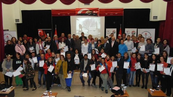 Etimesgut'ta geleceğin şampiyonları yetişiyor