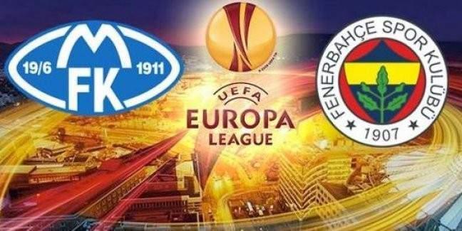Fenerbahçe Molde'yi deplasmanda yendi