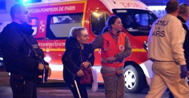 Fransa'da terör saldırıları: ölüler ve yaralılar var