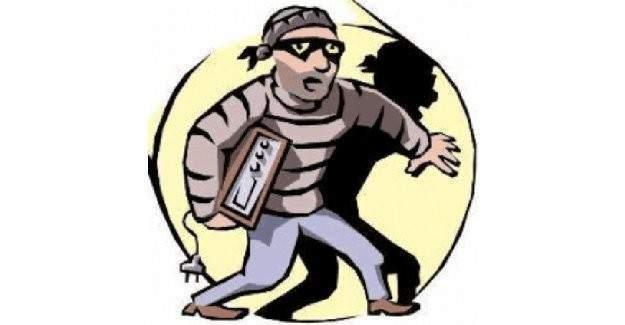 Hırsızlardan akıl almaz taktik!