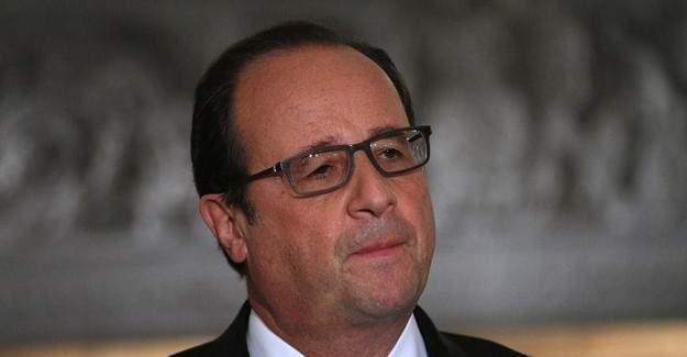 Hollande, Türkiye'ye yapacağı ziyareti iptal etti