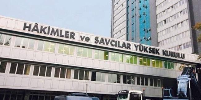 HSYK atama kararları yayımlandı