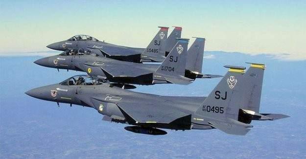 İncirlik Üssü'ne yeni savaş uçakları geldi