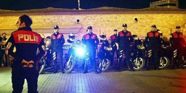 İstanbul'da 5bin polisle Huzur operasyonu