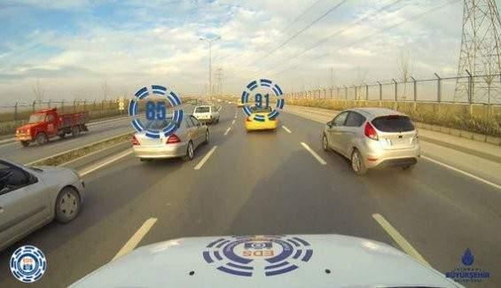 İstanbul'da Mobil EDS dönemi başlıyor