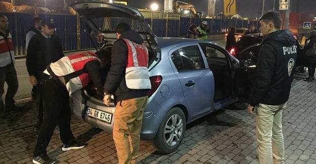 Yeditepe Huzur operasyonunda 169 gözaltı