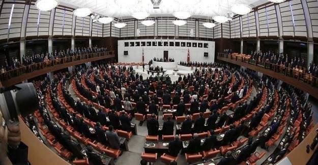 Meclis'te 26. Dönem başladı