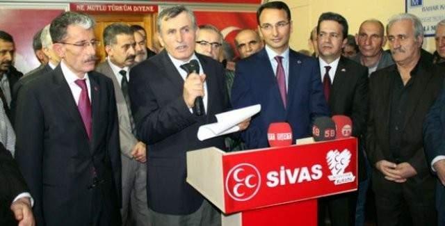 MHP Genel Başkanlığı için Eğri aday