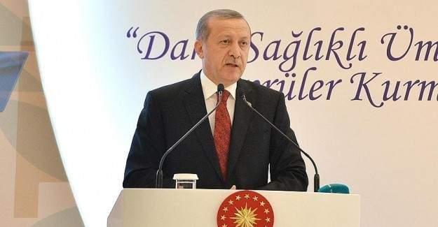 Erdoğan terör ve mülteci sorununa dikkat çekti