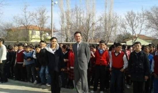 Okul Müdürü trafik kazası kurbanı oldu