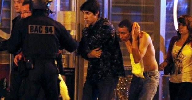 Paris saldırılarında rehine krizi son buldu