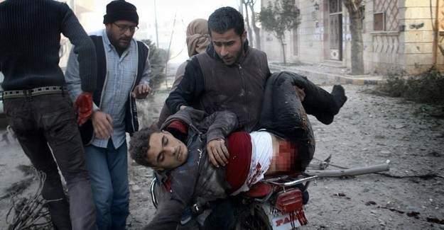 Rusya sivilleri katlediyor