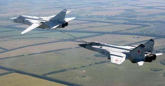 Rus uçakları artık havaya sıkacak