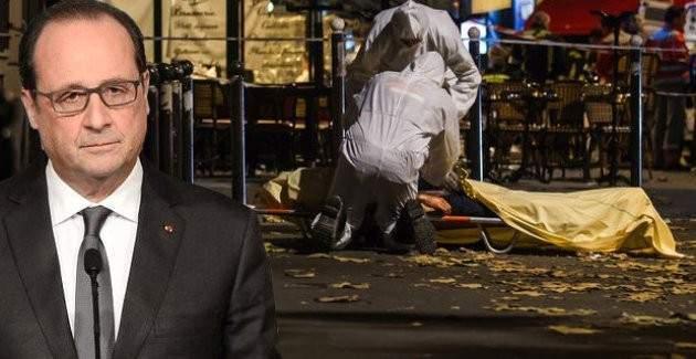 Saldırılar IŞİD'in işi
