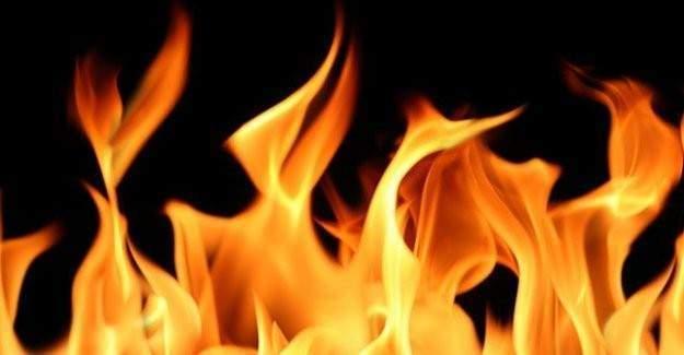 Silivri'de kimyasal üretim yapan fabrikada yangın!