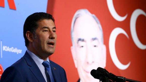 Sinan Oğan, MHP genel başkanlığına aday olduğunu resmen açıkladı
