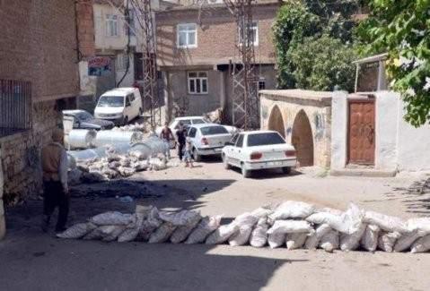 Sur'da çatışma 1 ölü