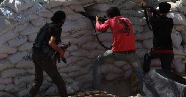 Hollandalılar da Suriye'de savaşıyor