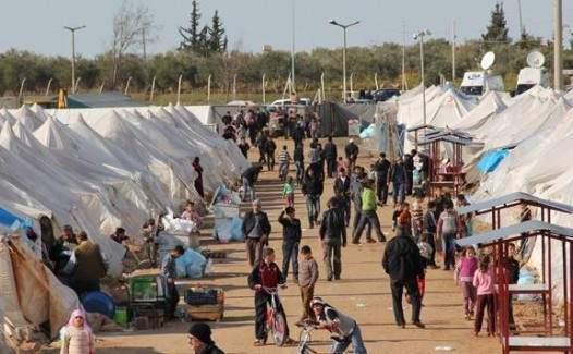 Sığınmacılar için soğuk kış başladı
