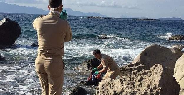 Tekne battı, küçük Sena'nın cesedi kıyıya vurdu