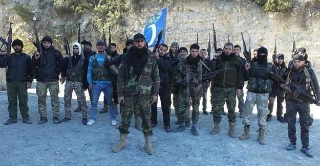 Türkmen Dağı'nda savaş şiddetleniyor