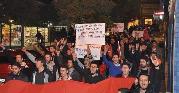 Türkmenlere destek büyüyor