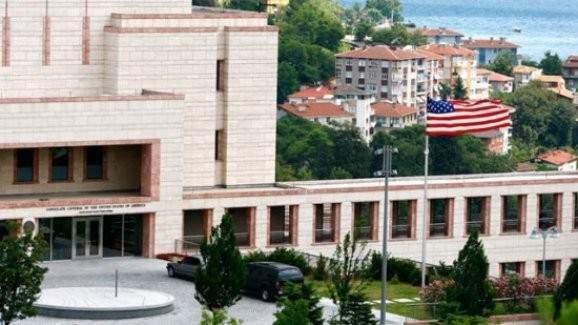 ABD İstanbul Başkonsolosluğu'nda güvenlik önlemi nedeni ile görüşmeler iptal