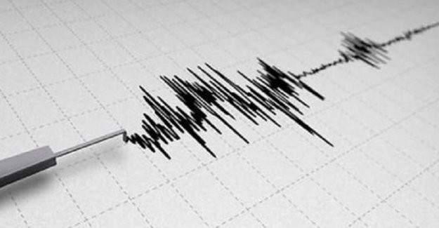 6,9 büyüklüğünde deprem