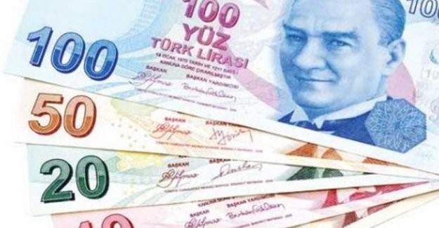 Asgari ücret 1300 lira oldu!