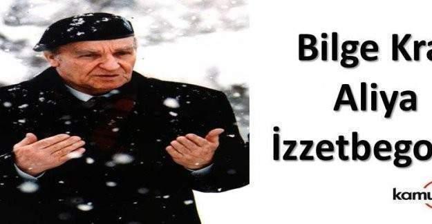 Bilge Kral Aliya İzzetbegoviç'i anma ve anlama programı