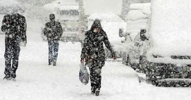 Bolu ve Karabük'te kar tatili